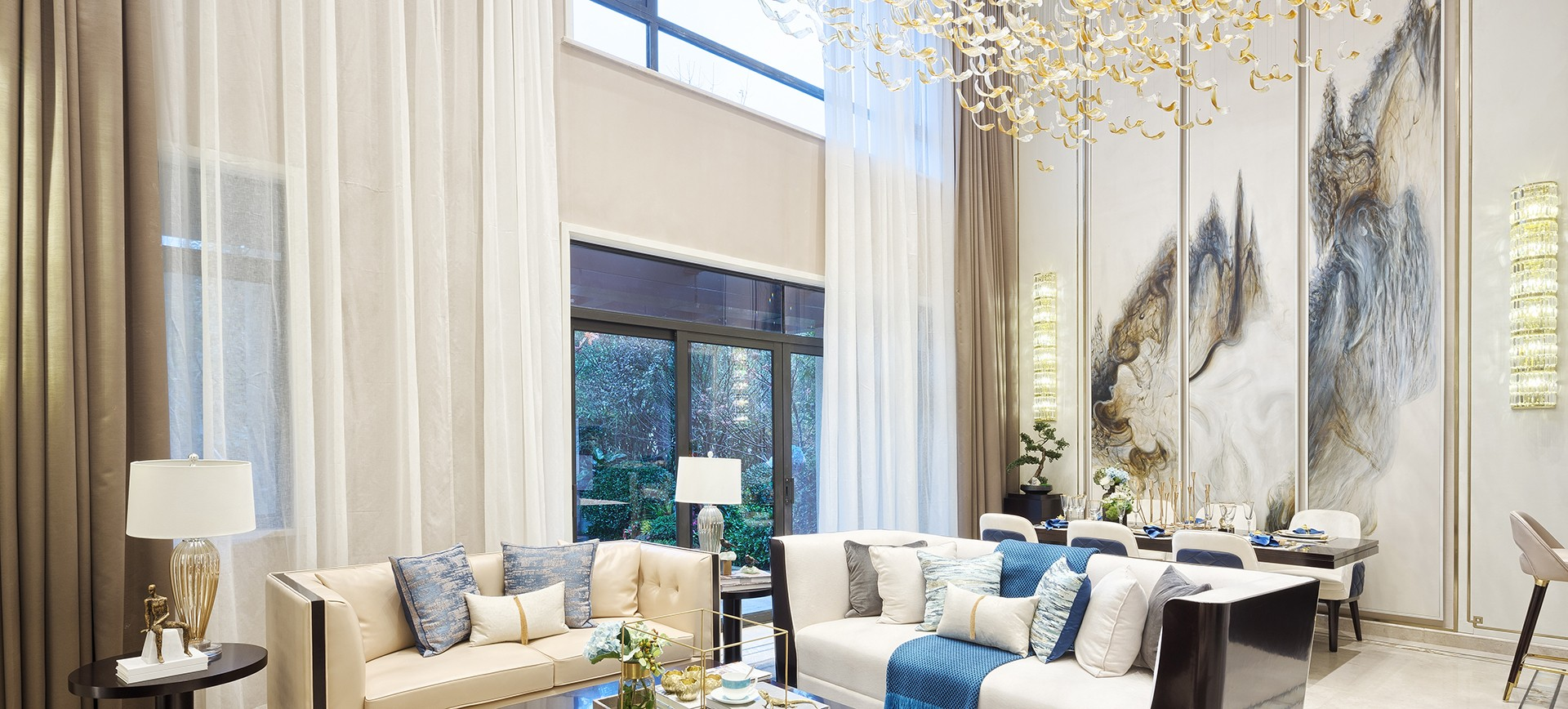 Custom Curtains from Window Treatments by Design