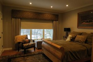Bedroom Curtains in Deer Park Illinois