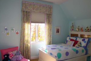 Bedroom Curtains in Hawthorn Woods Illinois
