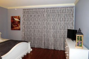 Bedroom Curtains in Lake Zurich Illinois