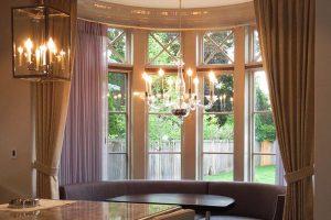 Kitchen Curtains in Hawthorn Woods Illinois