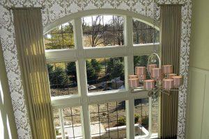 Living Room Curtains in Kildeer Illinois