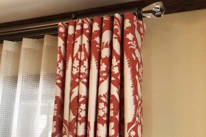 Living Room Curtains in Lake Zurich Illinois Sample 4