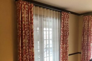 Living Room Curtains in Lake Zurich Illinois Sample 5