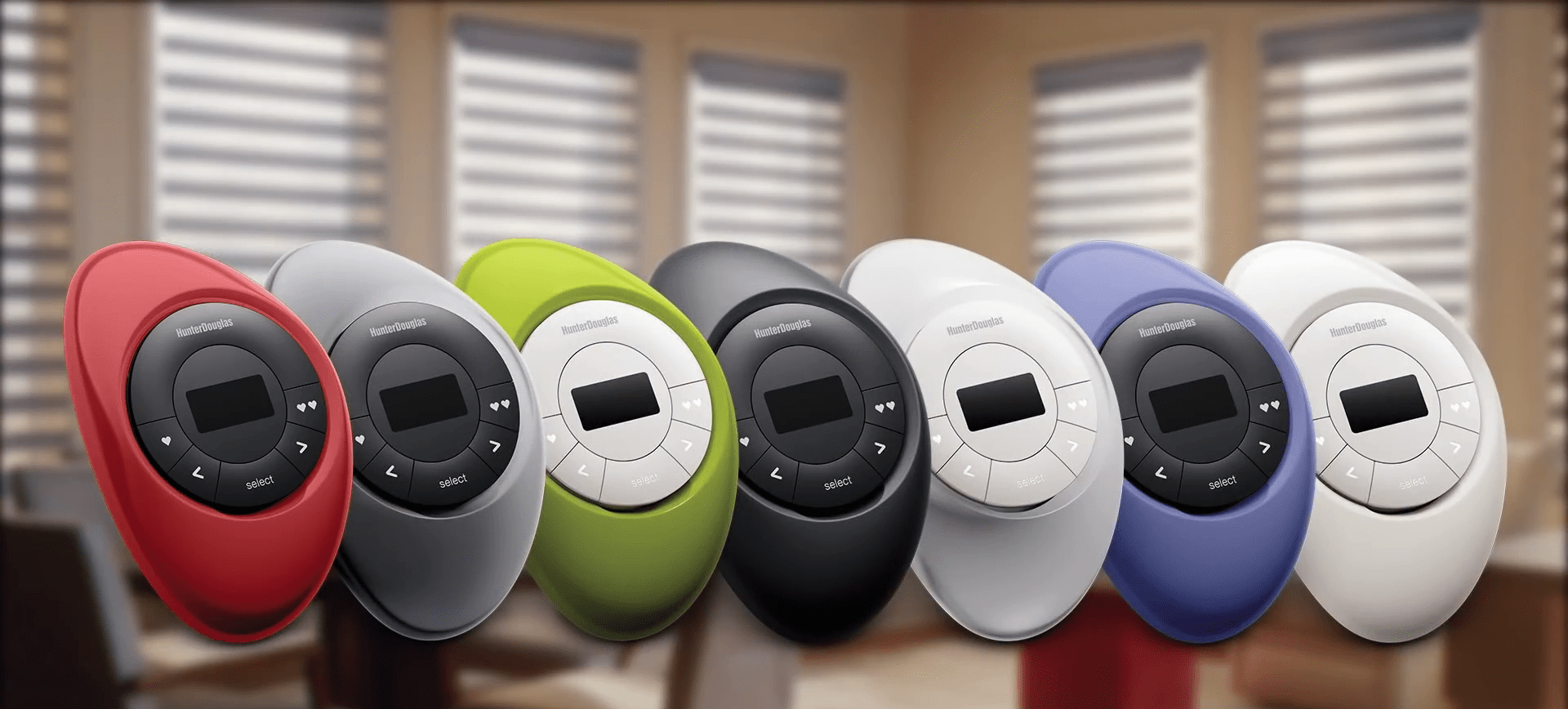 PowerView® Motorization System - Motorized Shades - Hunter Douglas