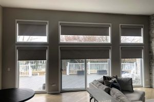 Roller Shades in Deer Park Illinois