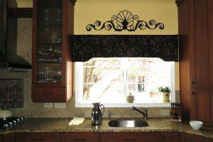 Window Cornice in Kildeer Illinois