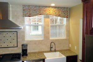 Window Cornice in Long Grove Illinois